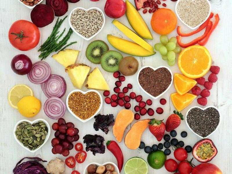 Besser essen für mehr Lebensqualität