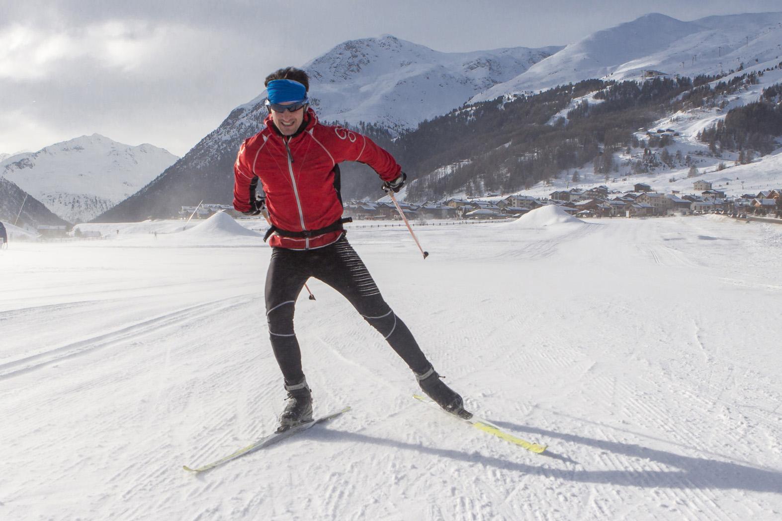 Skilanglauf - Skating