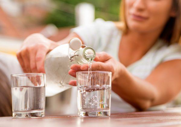 Wer Durst hat, trinkt zu spät