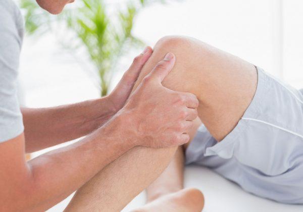 Dreh- und Angelpunkt Knie