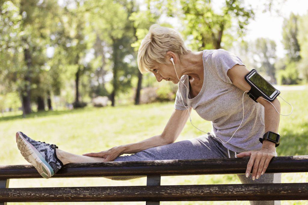 Fit in jedem Alter mit regelmaessger Bewegung und den richtigen Sportarten