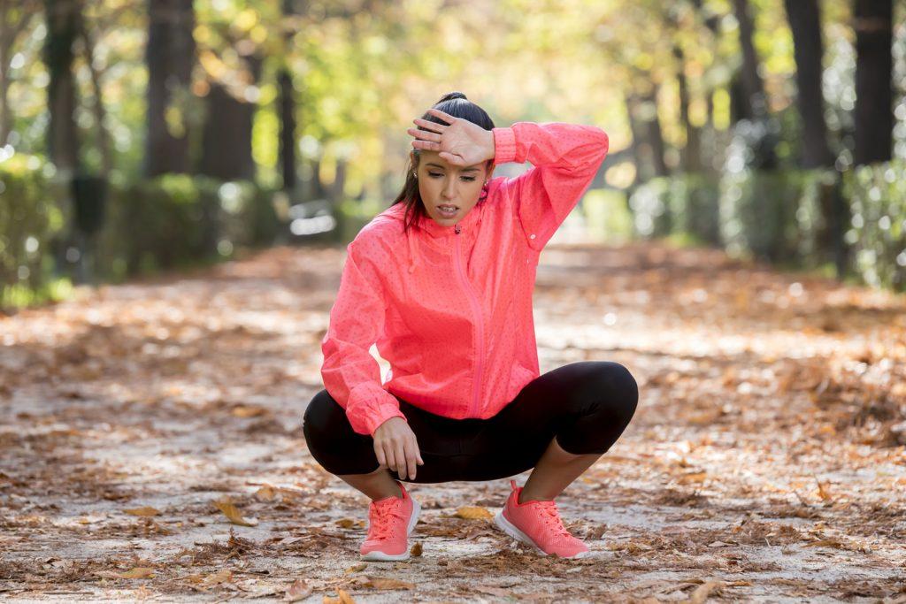 Der Open-Window-Effekt - Infekt nach intensivem Sport vermeiden