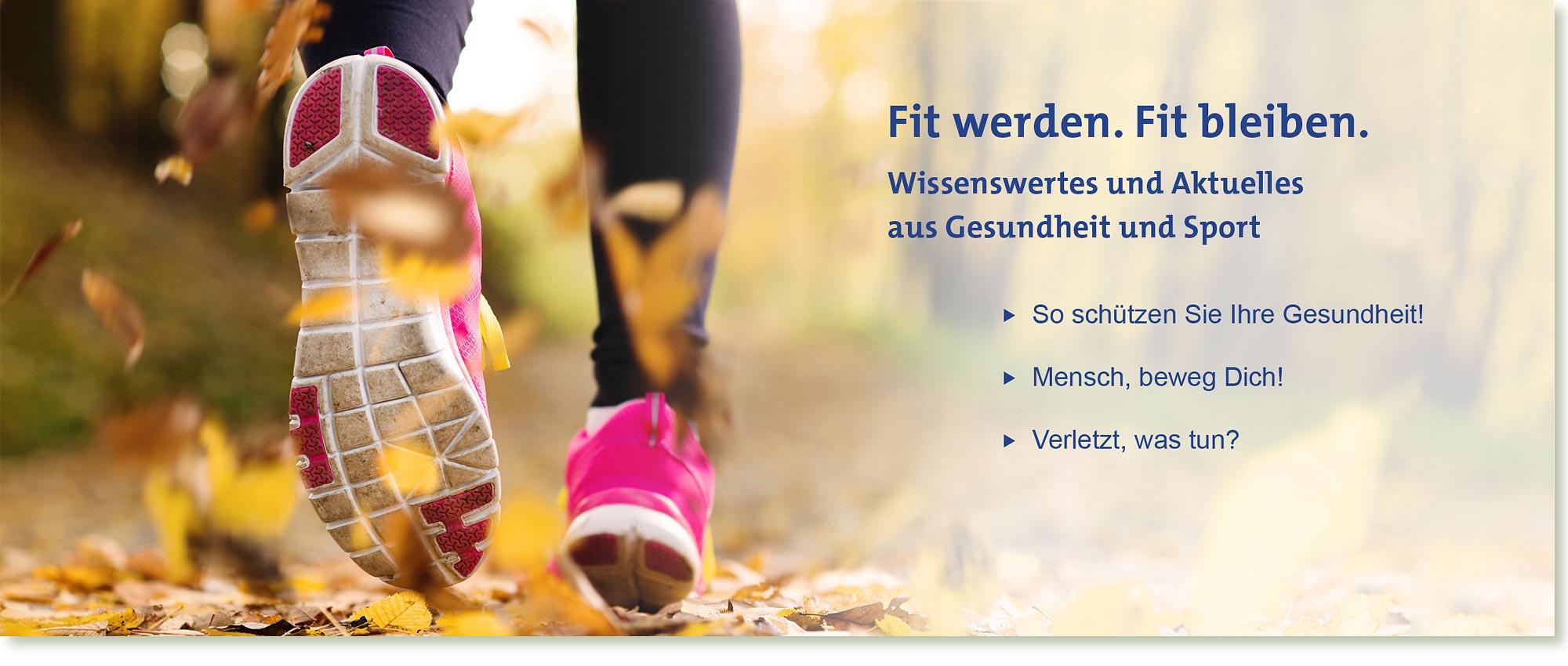 HeadImage | [formula] Müller-Wohlfahrt Gesundheit und Sport im Herbst