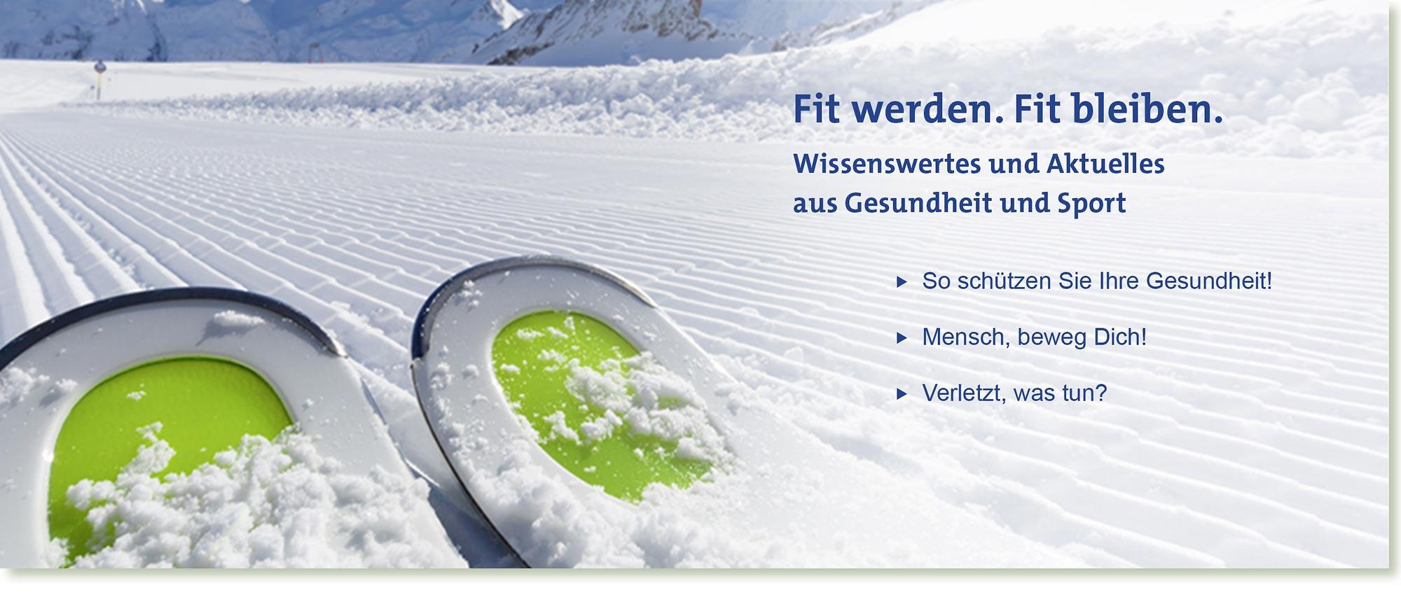 HeadImage | [formula] Müller-Wohlfahrt Gesundheit und Sport im Winter