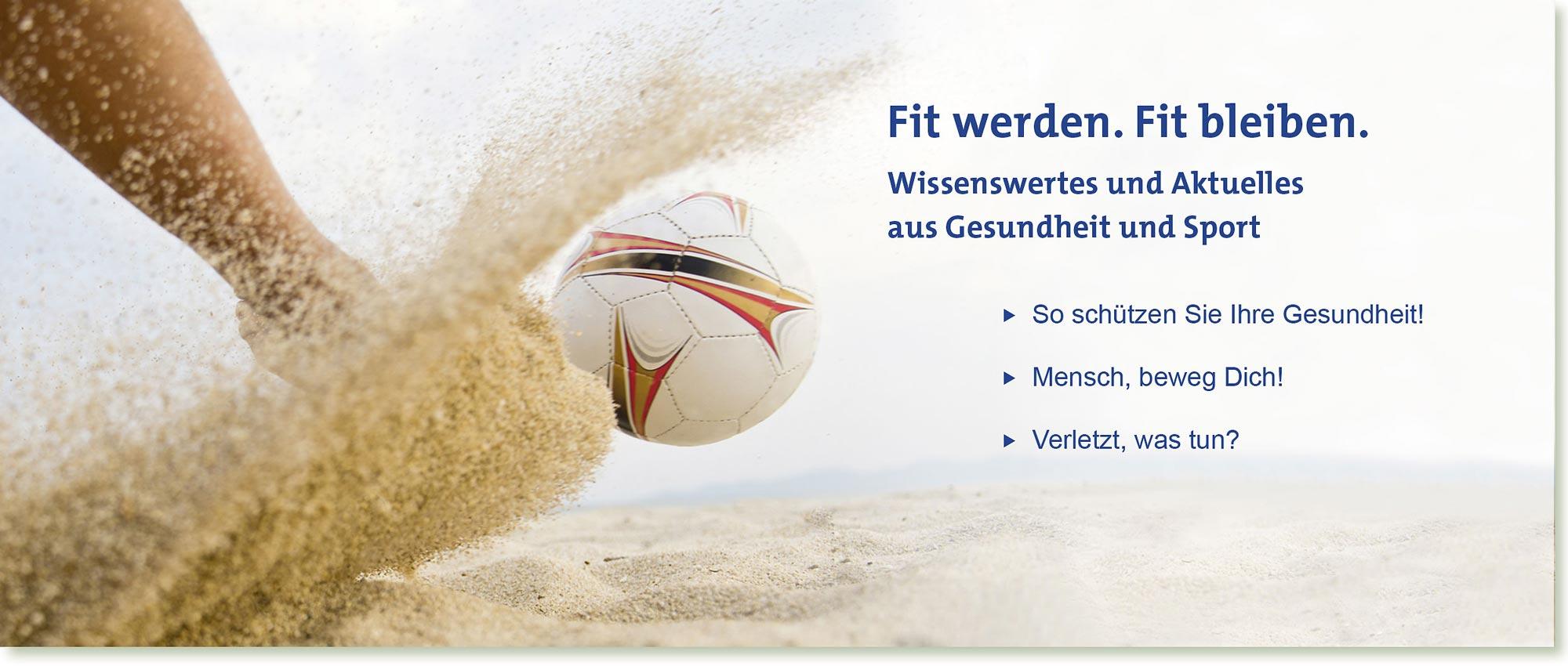 Slider | [formula] Müller-Wohlfahrt Gesundheit und Sport im Sommer