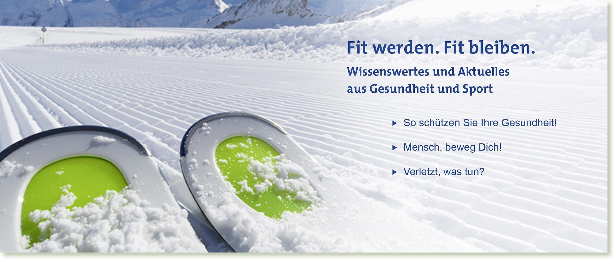 Slider Wissenswertes - Winter